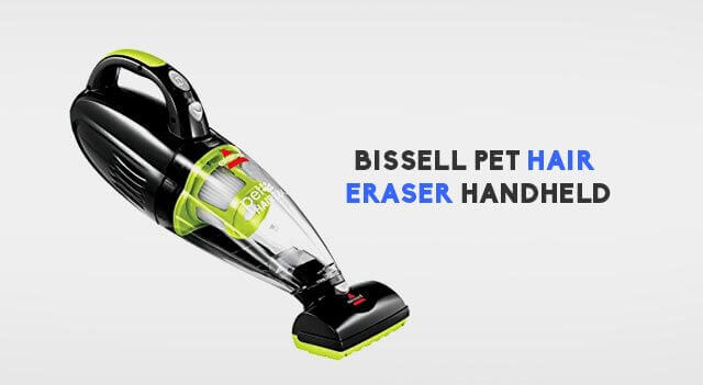 Bissell Pet Hair Eraser Handheld