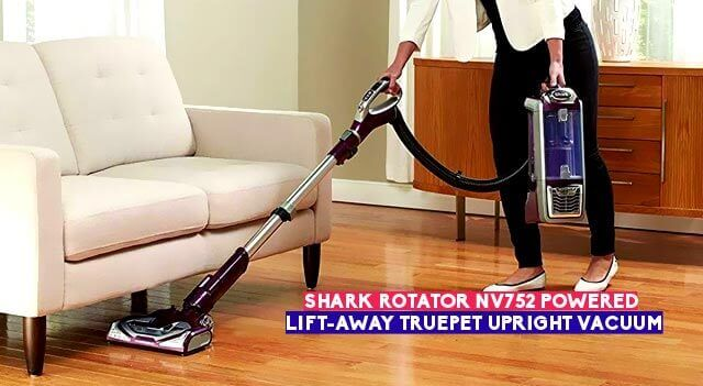 Shark Rotator NV752 Powered Lift-Away TruePet Upright Vacuum