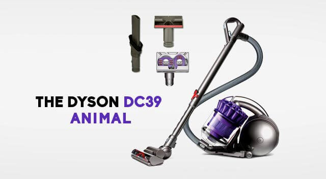 The Dyson Dc39 Animal